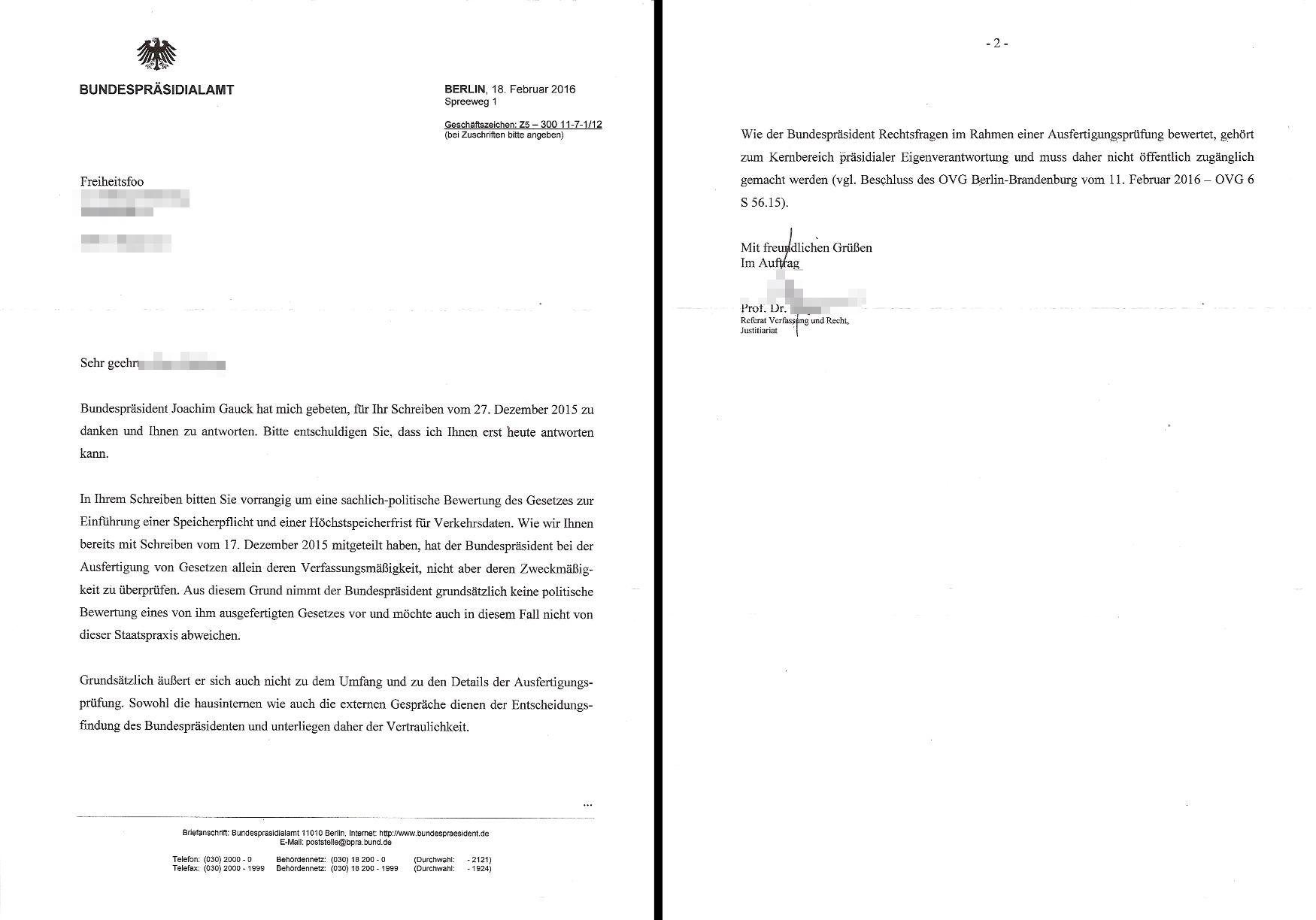 Freiheitsfoo Wiki Main Herr Gauck Und Die Vds