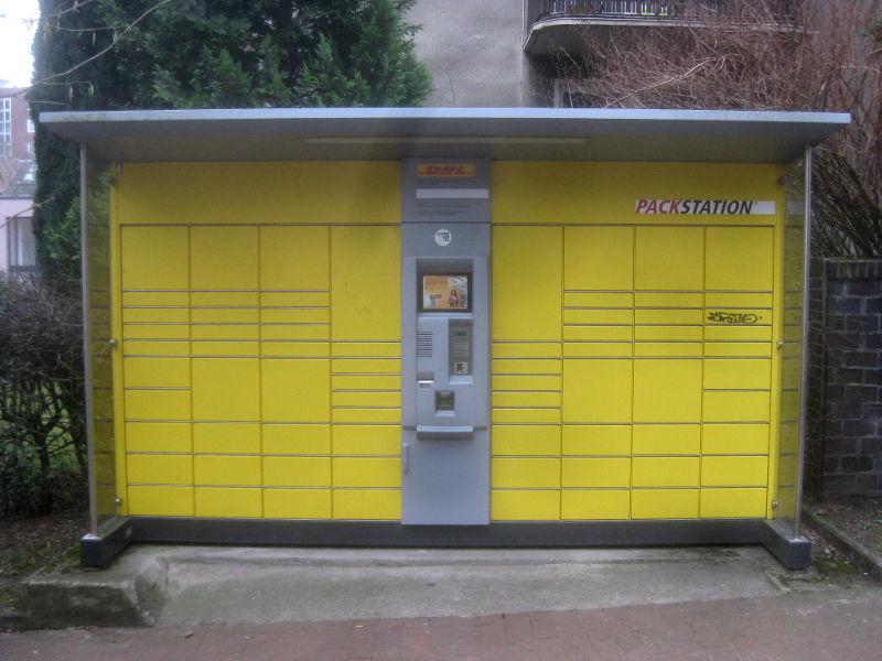 Packstation 134
